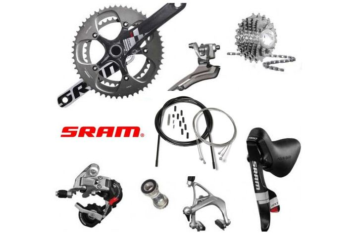 SRAM Red Groupset 2011