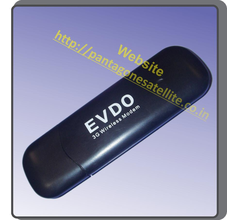 EVDO CDMA DATA CARD