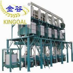 complete set 50ton per day wheat flour mill machine