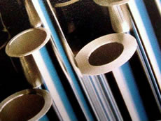 dupex stainless steel pipe/tube S31803