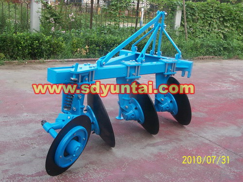 disk plough