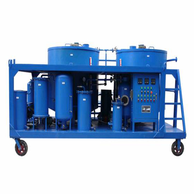 Series JZS engine oil regeneration system