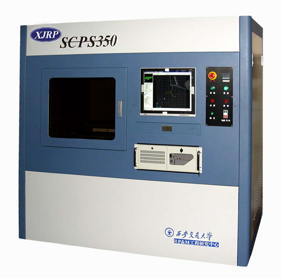 SCPS UV-light RP machine(SCPS350)