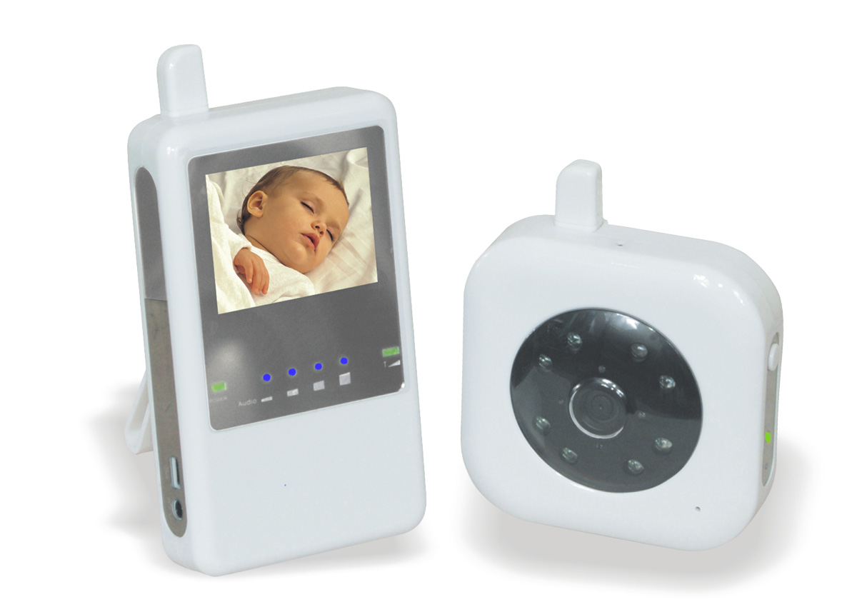 2 4ghz Wireless Digital Baby Monitor 2 4ghz Wireless Baby