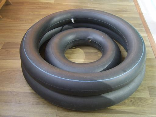 butyl motorcycle tube