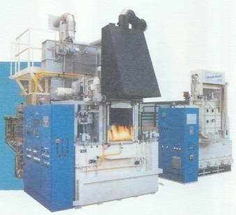 nitrade carburizing furnace