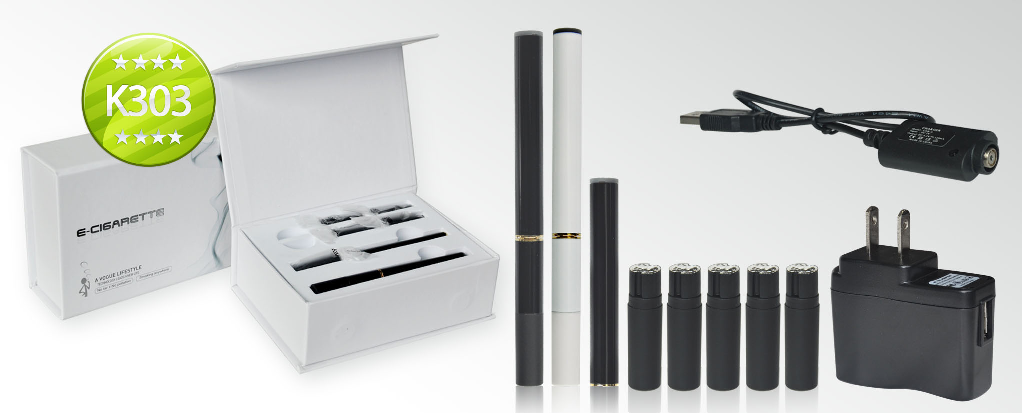 Electronic cigarettes pen