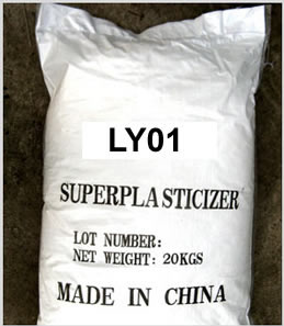 Naphthalene Based Superplasticizer