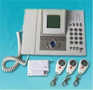 A new GSM alarm system with LCD(S3524A)