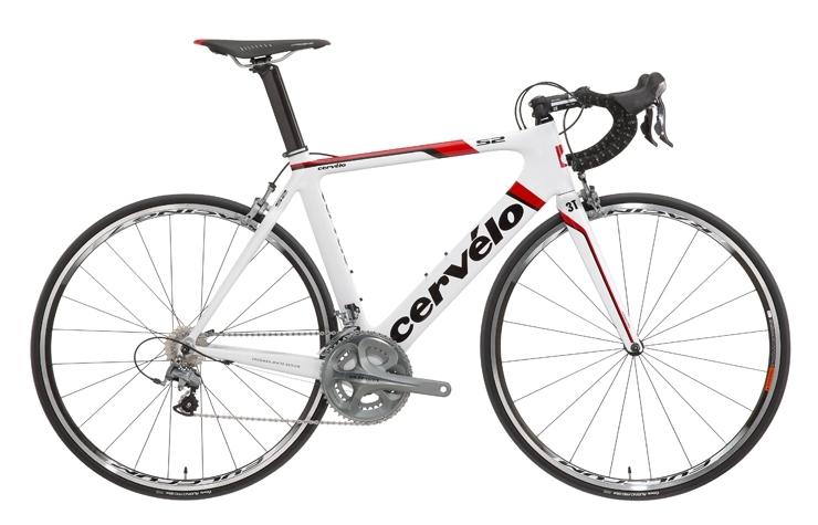 Cervelo S2 2011 Ultegra Bike