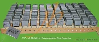 Interferrence Suppression Film Capacitor