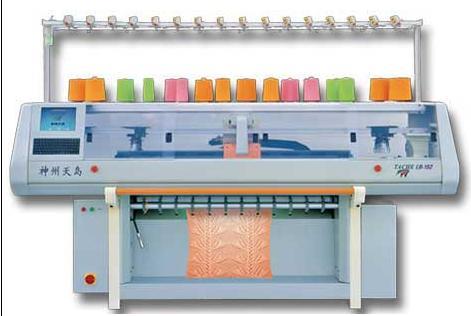 Flat Knitting Machine Computerized Knitting Machine