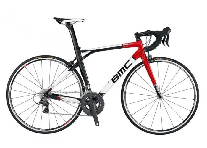 2012 BMC ROAD RACER SL01 ULTEGRA BIKE