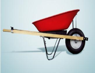 EMK-EWB400B Electric Wheelbarrow