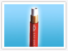 braided hydraulic hose (SAE 100R7)