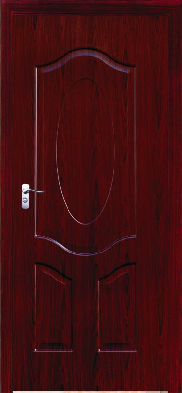 HDF moulded door skin