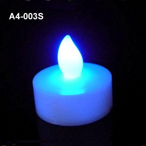 LED flashing tea light candles