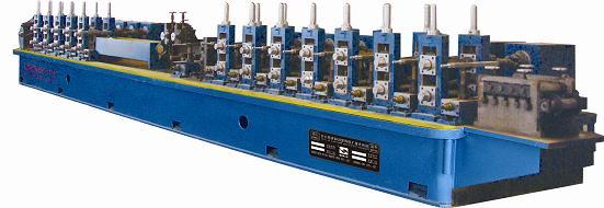 GS25 Grantry precise welded pipe unit