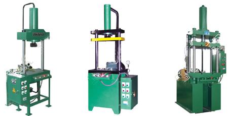 Y31 double column hydraulic press and yx32 hydraulic press