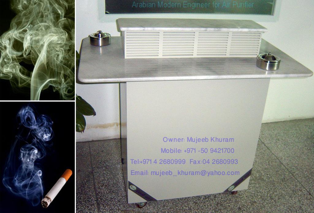 best smoke air purifier