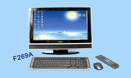 PC  TV  All in One