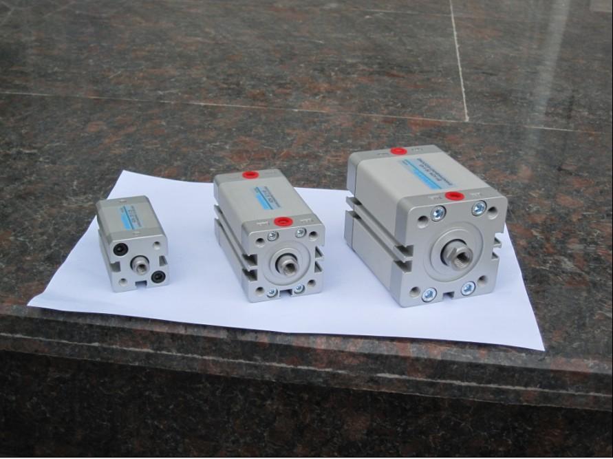 compact pneumatic cylinder(compact air cylinder ) ADN series