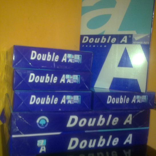 A4/A3 Double A copy papers
