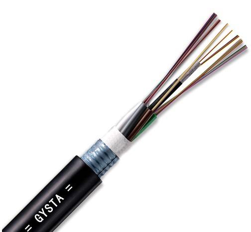 24 Modes Fiber-optic Cable, GYTA