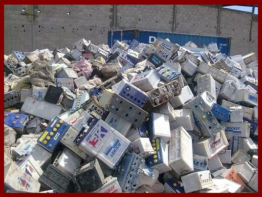 Electrical and electronic waste