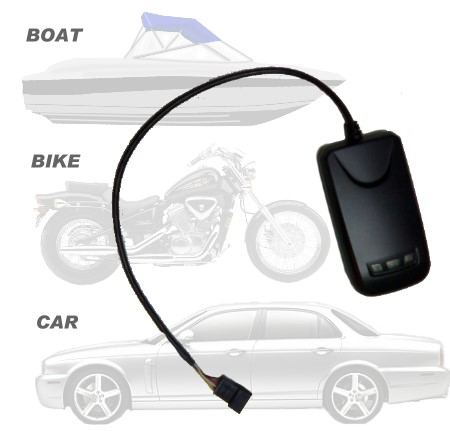 GPS Motorcycle Tracking , GPS Scooter Tracker , Car Tracking