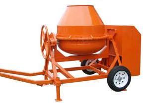 concrete mixer with 175litre mixed capacity