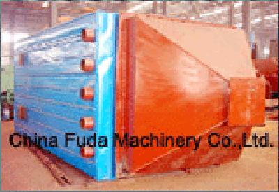 gypsum frying boiler