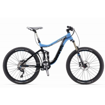 Giant Reign 1 Mountain Bike 2013 - Full Suspension MTB