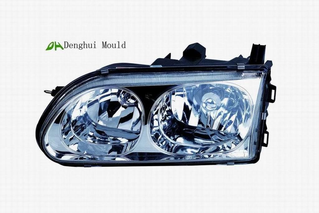 Auto lamp plastic mould