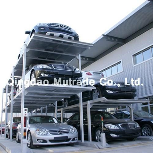 Pit 4 Post car Parking Lift