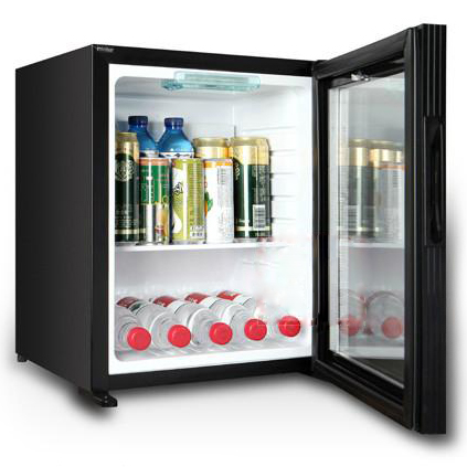 Absorption Hotel Mini Bar Glass Door Mini Fridge Absolutely Click On Image  To Enlarge