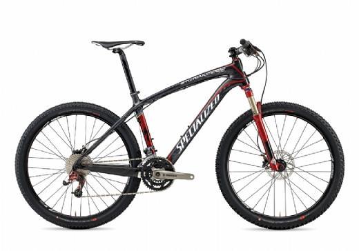 Specialized Stumpjumper Expert Carbon 2010 Bike