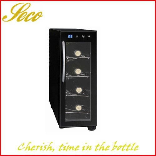 Smart Mini Thermoelectric Wine Cooler Mini Wine Cooler