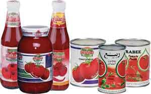 Tomato Paste (canned tin)
