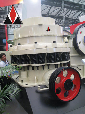 High efficiency Cone crusher|China marble Cone crusher