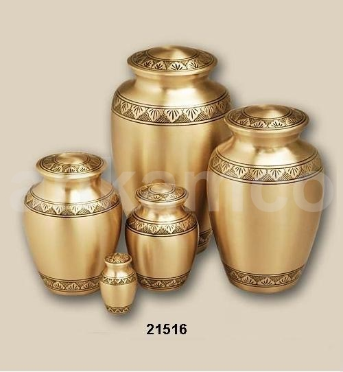 Bronze Brass Cremation Urns