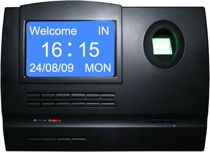 ZKS-T3B Fingerprint Time Attendance and Access Control Syste