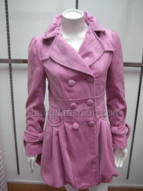 LangDi clothing factory New design ladies coat LD7233 ,DRESS COAT ...