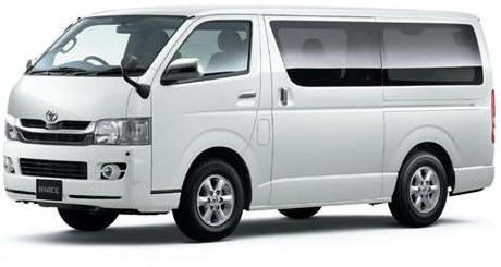 New & used Toyota Hiace Vans & Wagons
