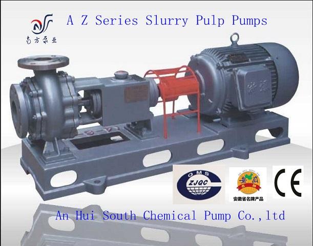 AZ Paper Pulp Slurry pump