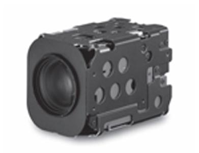 SONY FCB-EX1020P Zoom Colour Black Camera Module