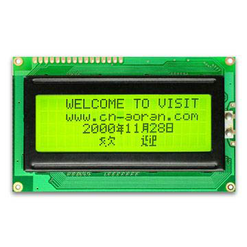 20X4 Character Lcd Module,cob,with led backlight