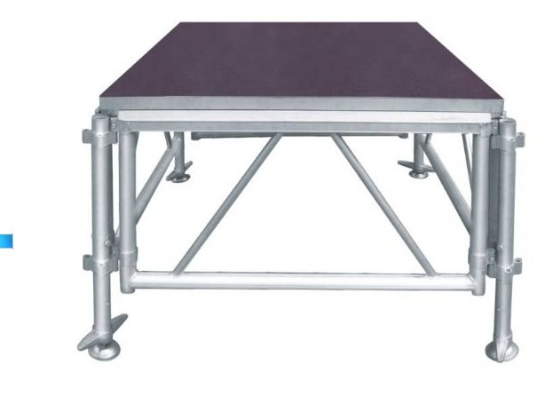 aluminum stage,assembly stage