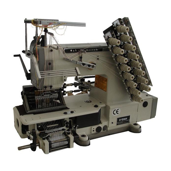 Shirring-Smocking Stitch Machine