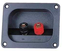 audio parts plastic terminal cup binding post